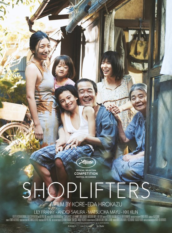 Poster Shoplifters