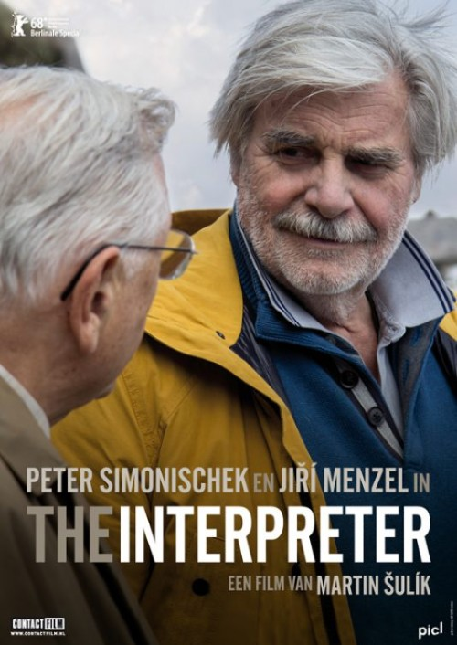 Poster theinterpreter 500x706